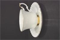 4 Royal Albert Teacups/Saucers