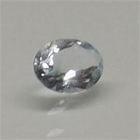 Natural .85ct Aquamarine Gemstone