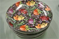 Collector Plates & Platter Lot