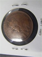 1919 Canadian Penny