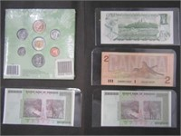 Mixed Currency Lot
