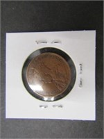 1918 Canadian Penny