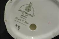 """Royal Doulton """"Dawn"""""""
