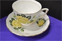 Teacup/Saucer Lot