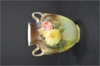 Noritake Double Handled Vase