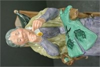 """Royal Doulton """"A Stitch in Time"""" Figurine"""