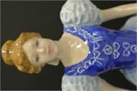"Royal Doulton ""Charlotte"" Figurine"
