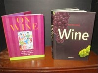 Wine Book Lot