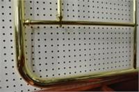 Queen Brass Style Head Board