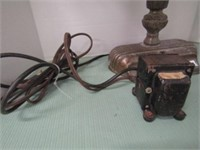 Vintage Metal Desk Lamp