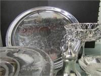 Silverplate Lot