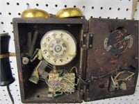 Antique Hanging Wall Phone