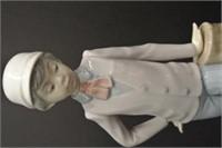 "Lladro Figurine ""Gibson"""