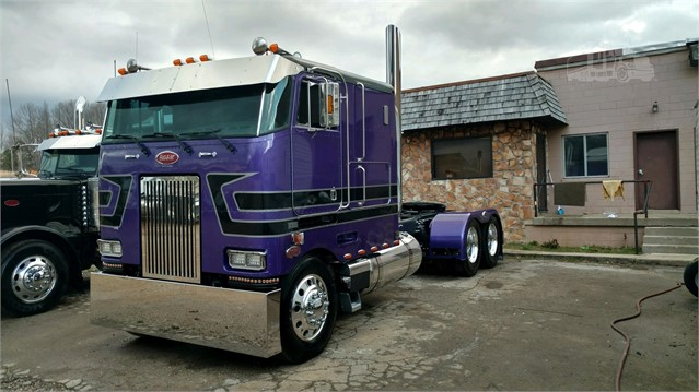 1989 PETERBILT 362 For Sale In Livingston, Tennessee