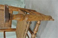 Solid Rocking Chair