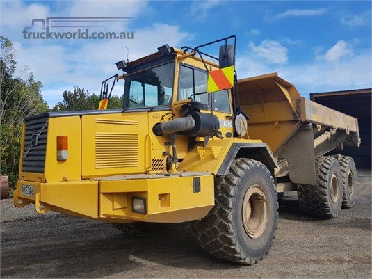 2001 Volvo A30C Heavy Machinery for Sale