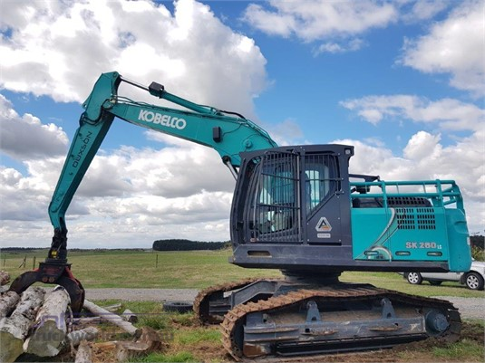 2017 Kobelco SK260 LC-10 Heavy Machinery for Sale