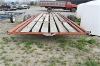 Donahue Drill Trailer; 32'