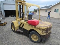 Hyster ZA 80 Forklift | HiBid Auctions