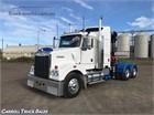 2011 Kenworth T409 SAR Crane Truck