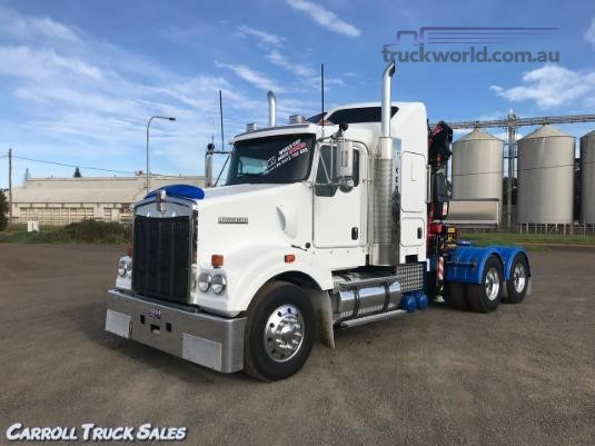 2011 Kenworth T409 SAR Carroll Truck Sales Queensland - Trucks for Sale
