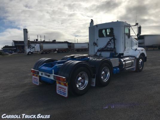 2006 Kenworth T404SAR Carroll Truck Sales Queensland - Trucks for Sale