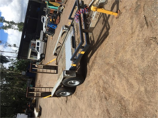 2003 Rogers 5 TON PLANT TRAILER - Trailers for Sale