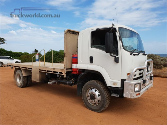2008 Isuzu FTS Trucks for Sale