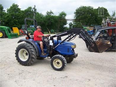 Farmtrac 小于40马力拖拉机拍卖结果- 13 产品目录| MarketBook
