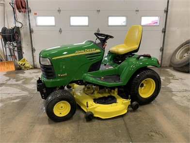 JOHN DEERE X495 For Sale - 13 Listings | TractorHouse com