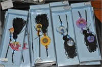 Bookmarks and Jewellery