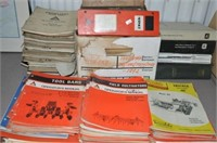 Farm Machinery Manuals Etc.