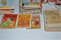 Early Magazines and Beer Cans