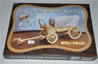 Covered Wagon Model