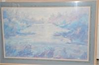 Large Landscape Print