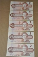 Canadian Paper Currency