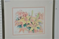 Lillies Print