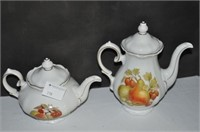 Tea and Coffee Porcelain Set