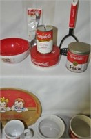 Campbell Soup Items