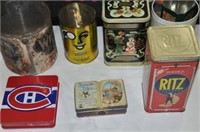 Tin Collection