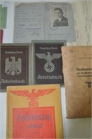 German Military Ephemera