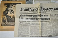 Third Reich Ephemera