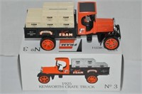 Model Truck Bank