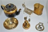 Mostly Brass Lot