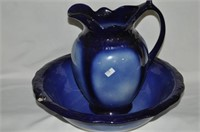 Wash Pitcher and Basin