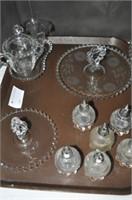 Corn Flower Cornflower Glassware