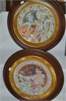 Bjorn Winblad and Collectors Plates