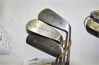 Old Golf Clubs