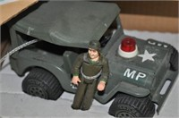 Tonka R.D.T. Military Toy