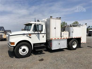97 International 4700 >> International 4700 Trucks Auction Results In Maryland 97